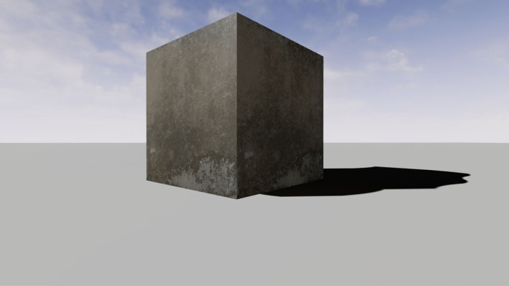 Blobby Shadow